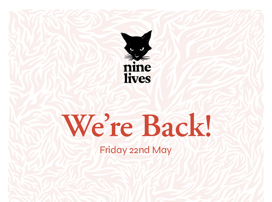Nine Lives is Back!